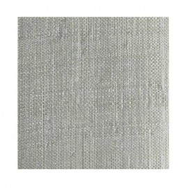 BOYD BLUE RAFFIA SILVER MIST WALLPAPER
