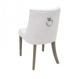 OPHELIA RING UPHOLSTERED DINING CHAIR
