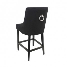 OPHELIA BREAKFAST CHAIR BLACK