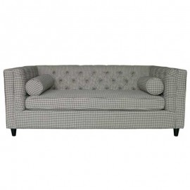 ASCOT 2 SEATER SOFA WITH BOLLARDS