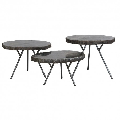 BECKETT NESTED COFFEE TABLES