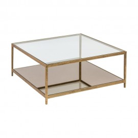 BOYD BLUE LE FORGE COFFEE TABLE