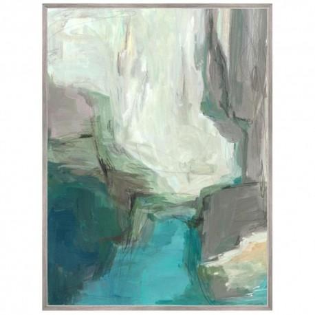 BOYD ART - URBAN GREEN I