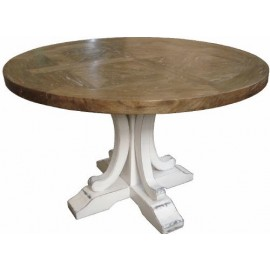 ZODIAC DINING TABLE WHITE BASE