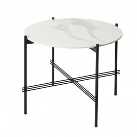 BRYDO ROUND MARBLE CERAMIC TABLE