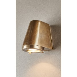 MARINER WALL LAMP ANTIQUE BRASS