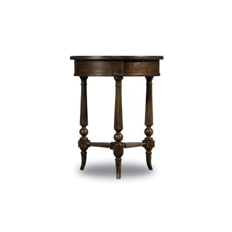 ARCHIVIST ROUND ACCENT TABLE