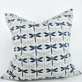 DRAGON FLY LINEN - 50cm